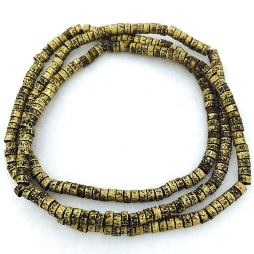 SB46 Bronze Beads
