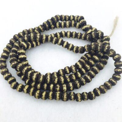 SB47 Bronze Beads, 5.5mm