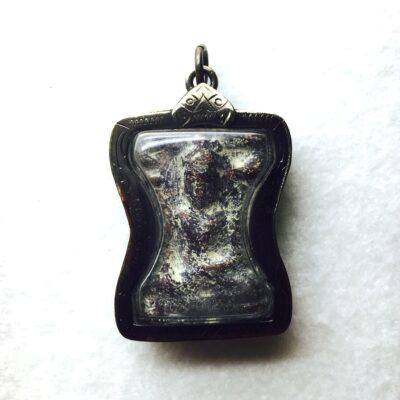 AM9 Etched Buddha Amulet