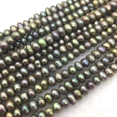 FP5 Black Freshwater Pearl