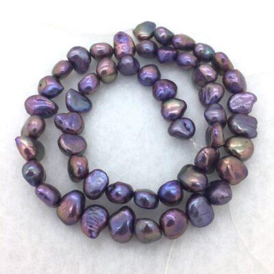 FP2 Purple Freshwater Pearl