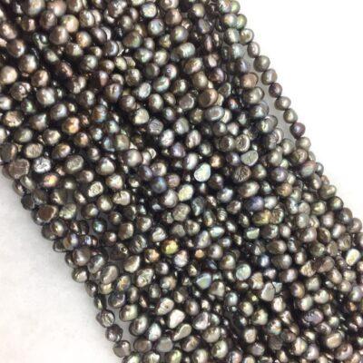 FP26 Greenish Gray Freshwater Pearl