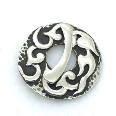 SW102 38mm White Bronze Toggle