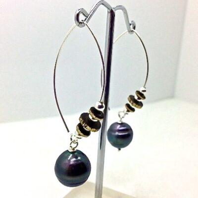 SE18 sterling silver earwires