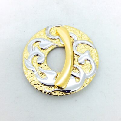 ST120 gold/rhodium plated toggle