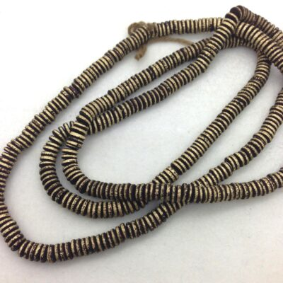 SB23 bronze beads 6mm