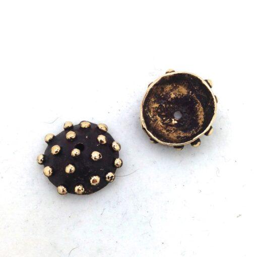 BC1 bronze bead cap