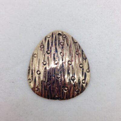 BP33 bronze charm