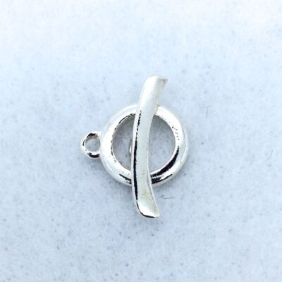 ST112 sterling silver toggle