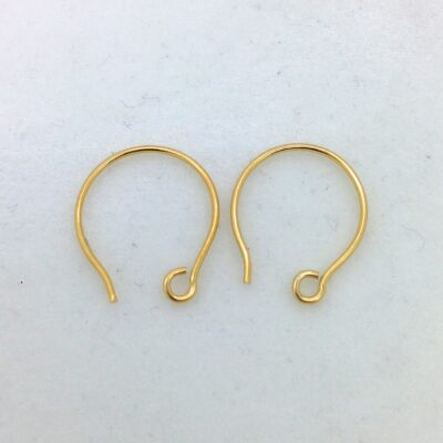 SE23g gold plated earwire