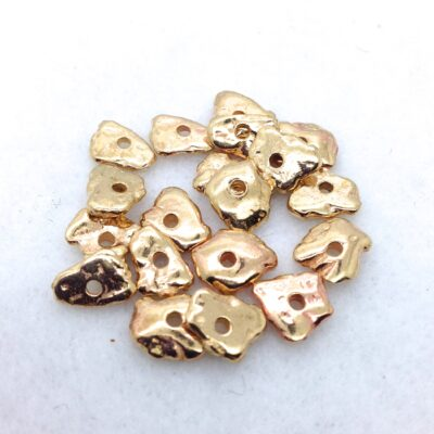 SB24 bronze beads 10 grams