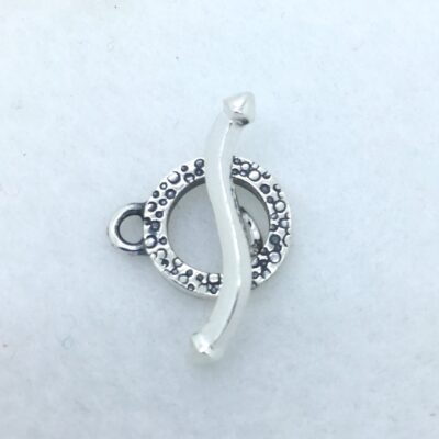ST41 Sterling Silver Toggle