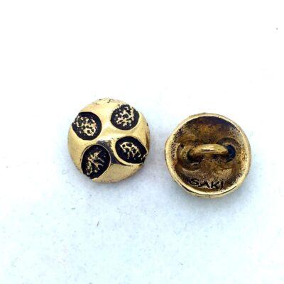 B8 Bronze Button