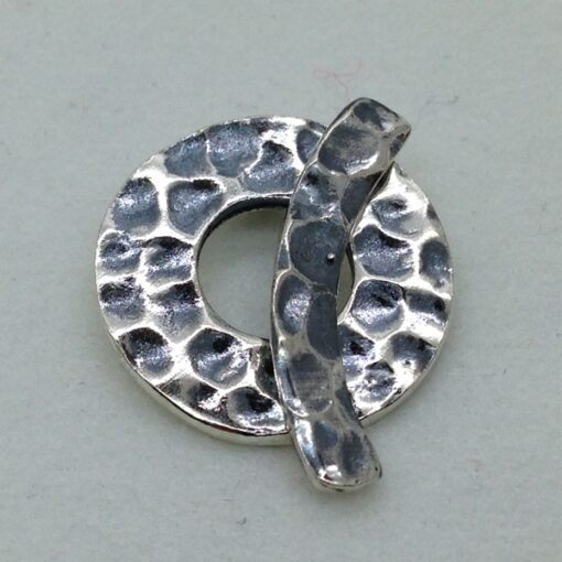 ST75 sterling silver toggle
