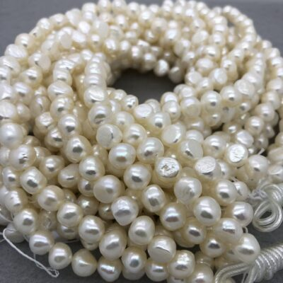 9mm white freshwater pearl